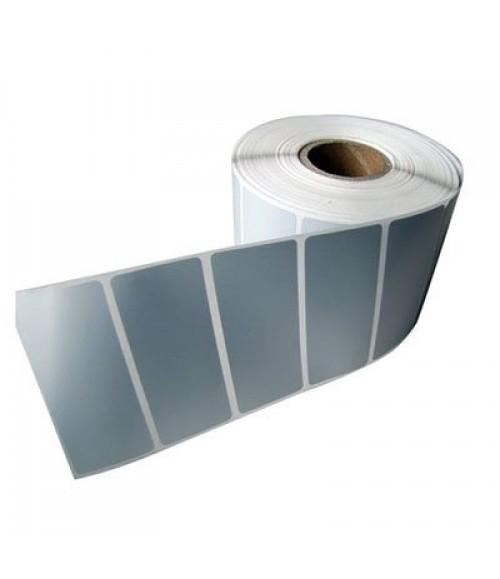 Silvermat Metalize Etiket